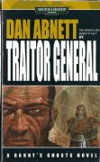 Traitor General by Dan Abnett Warhammer 40,000 book paperback 40k Gaunts Ghosts